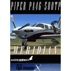 PIPER PA4600TP MERIDIAN for...