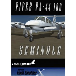 PIPER PA-44 SEMINOLE for FS X
