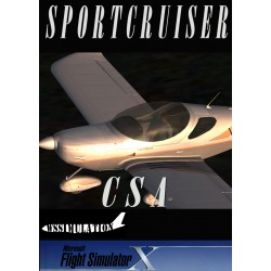 CSA Sportcruiser for FS X