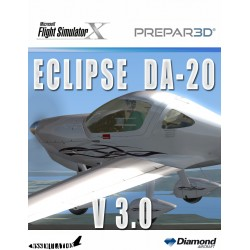DIAMOND DA20 ECLIPSE V3.0 FSX