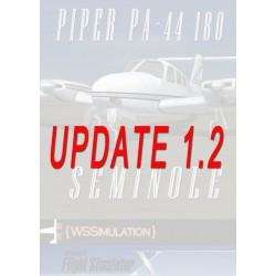 UPDATE PIPER SEMINOLE 1.2